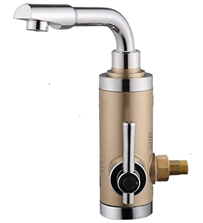 Faucet Kevin Calentador Instantáneo Instantáneo del Agua Calentador de Agua Caliente de la Cocina Calentadores sin