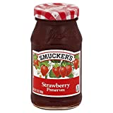 Smucker's  Strawberry Preserves, 12 Ounce