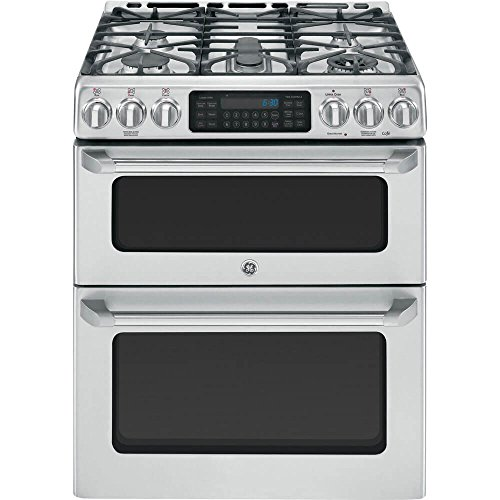 GE CGS990SETSS Freestanding Convection Self Clean