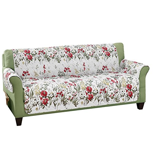 Botanical Flower Garden Furniture Protector