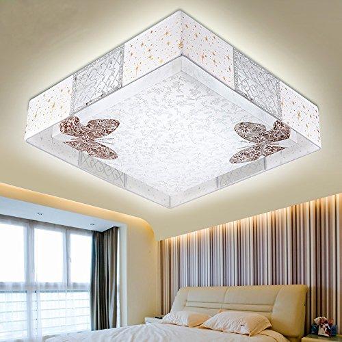Lzhing Ikea Koreanischen Warme Schlafzimmer Led Lichtdecke Leuchten