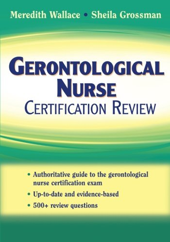 Gerontological Nurse Certification Review by Brand: Springer Publishing Company