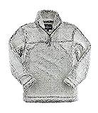 #2: boxercraft Unisex Sherpa Quarter-Zip Pullover (Q10)