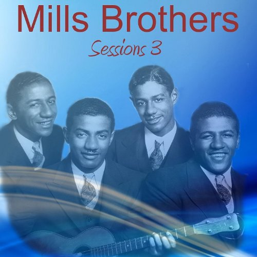 the mills brothers paper doll - 8