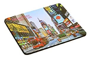 NYC New York Photo Mouse Pad - Broadway by supermalls