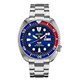 Seiko SRPA21 Padi Automatic Prospex Pepsi Turtle Divers 200M Men's Watch offers