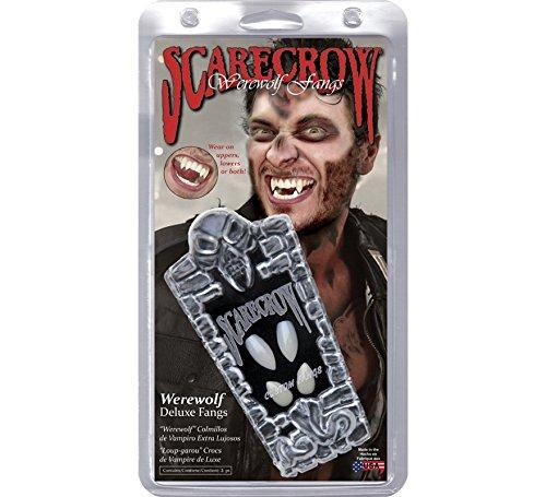 Scarecrow Werewolf Deluxe Custom Fangs (Werewolf Mold)