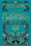 capa de Animais Fantásticos. Os Crimes de Grindelwald