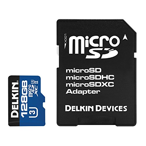 Delkin microSDXC 1900X UHS-I/UHS-II (U3) Memory Card, 128GB (DMSD1900128G) by Delkin (Image #2)