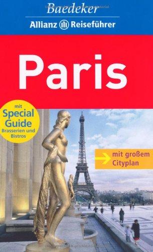 Baedeker Allianz Reiseführer Paris