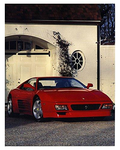 1993 Ferrari 348 Series Speciale North America Factory - Specials Ferrari