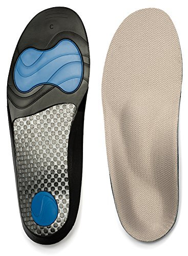 - Prothotic Ultra Arch Multi-Sport Orthotic Insole * The Original High Performance Graphic Composite Arch Support (F- Mn (13 - 15))