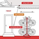 Racor - PLB-4R, Bike Rack, Garage, 4 Bikes