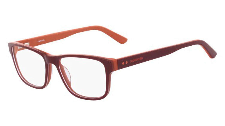 Eyeglasses CK 18540 604 OXBLOOD//ORANGE