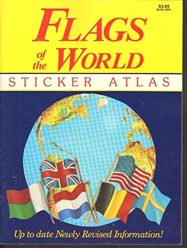 Flags of the World Sticker Atlas - Flags Sticker Atlas