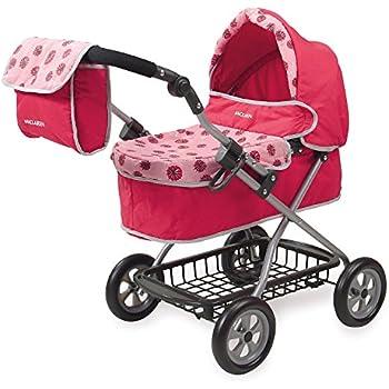 Amazon.com: Maclaren Junior Travelmate Pram Doll Stroller ...