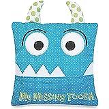 Alma's Designs Little Boy's Blue Tooth Fairy Pillow