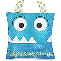 Little Boy's Blue Tooth Fairy Pillow by Almas Designs