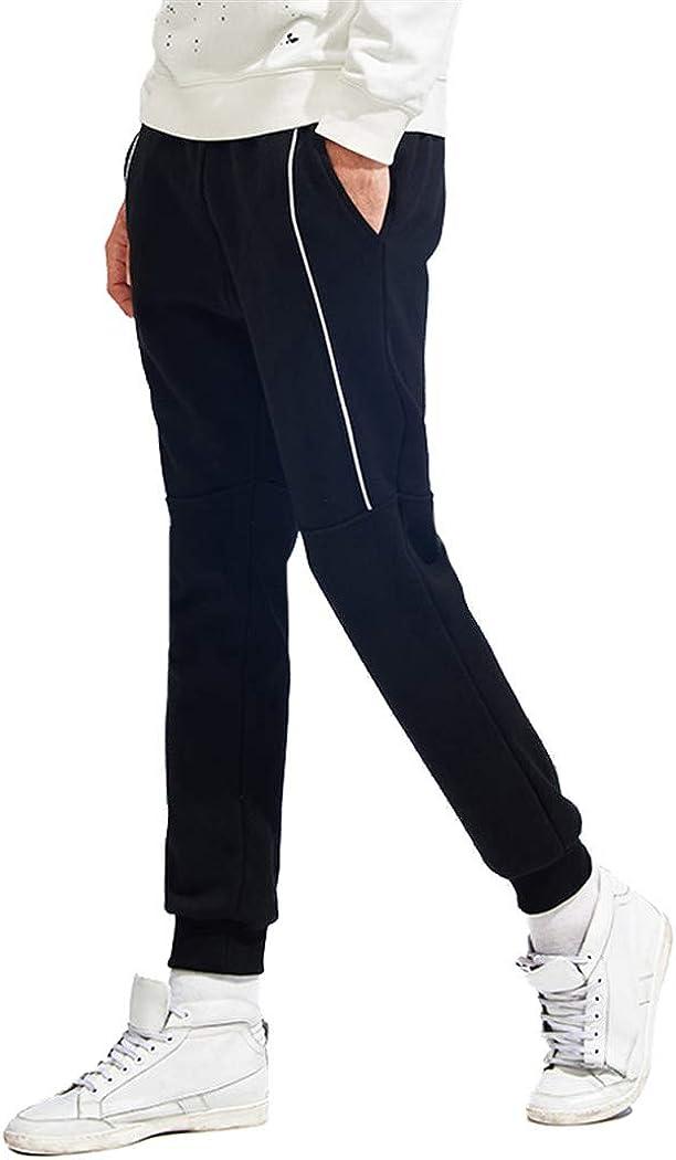 Pioneer Camp Thick Fleece Pants Men Autumn Winter Warm Male Sweatpants Joggers Pants