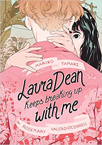 Image result for laura dean keeps breaking up with me