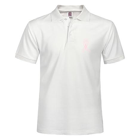 Nueva camisa elegante de manga corta Casual Polo para hombre ...
