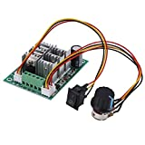 DC 5V-36V 15A 3-Phase Brushless Motor Controller CW CCW Reversible Switch