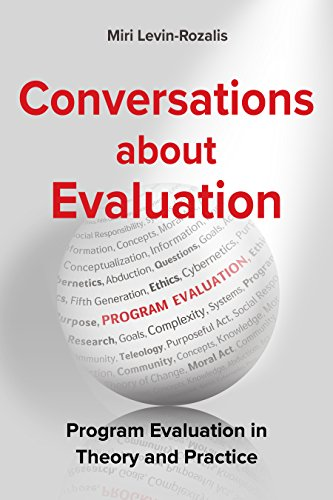 Conversations About Evaluation by Miri Levin-Rozalis ebook deal