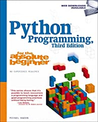 "If you are new to programming with Python and are looking for a solid introduction, this is the book for you. Developed by computer science instructors, books in the ""for the absolute beginner"" series teach the principles of programming throu..."