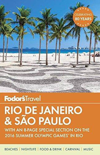 Fodor's Rio de Janeiro & Sao Paulo (Travel Guide)