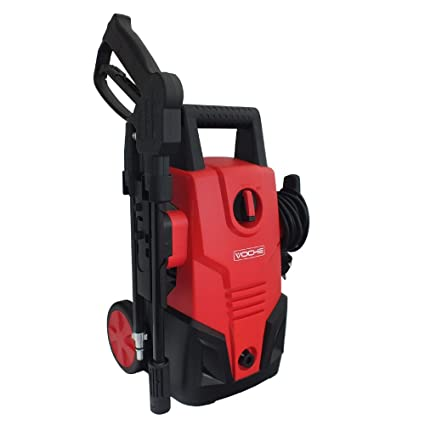 1400W High Pressure Portable Power Washer Auto Stop/Start 135bar Max