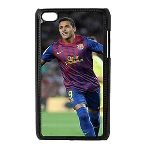 Ipod Touch 4 Phone Case Alexis Sanchez N3908