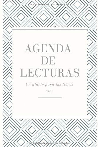 Agenda de Lectura 2019: Un diario para tus libros (Spanish ...
