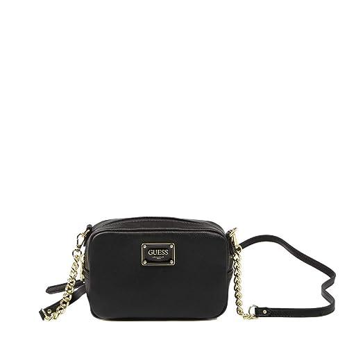Guess, bolso MARVELLOUS BLACK PWMARV P9119, para mujer: Amazon.es: Zapatos y complementos