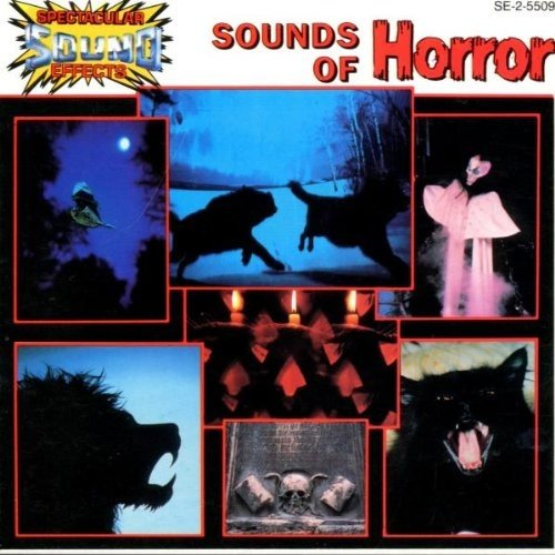 Sounds Of Horror (Various