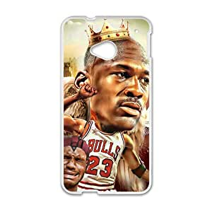 Happy Bulls 23 Fahionable And Popular Back Case Cover For HTC One M7