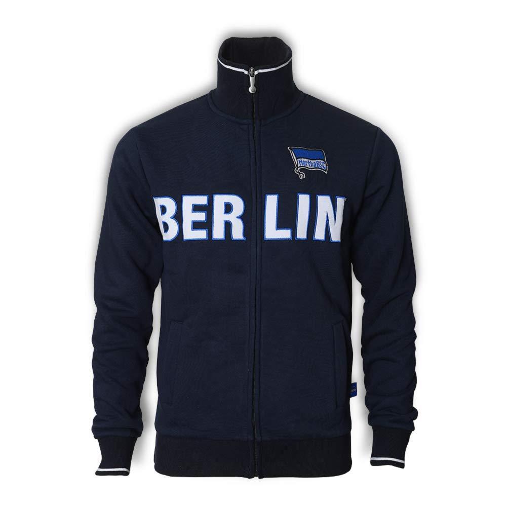 Fußball Hertha BSC Berlin Kultjacke Trackjacket Jacke