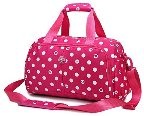 Keshi Leinwand Niedlich Damen Handtaschen, Hobo-Bags, Schultertaschen, Beutel, Beuteltaschen, Trend-Bags, Velours, Veloursleder, Wildleder, Tasche Lila