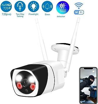 IP Camera 720p HD wifi outdoor security surveillance wireless Night Vision US GA