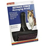 Ultimate Touch Massaging Brush, My Pet Supplies