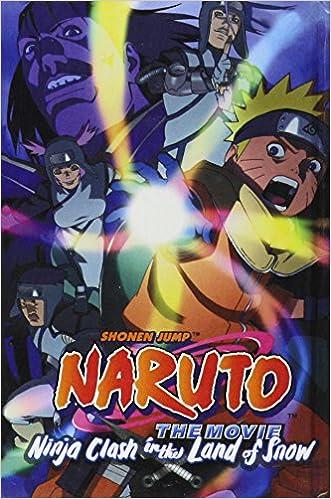 Amazon.com: Naruto the Movie Ani-manga: Ninja Clash in the ...