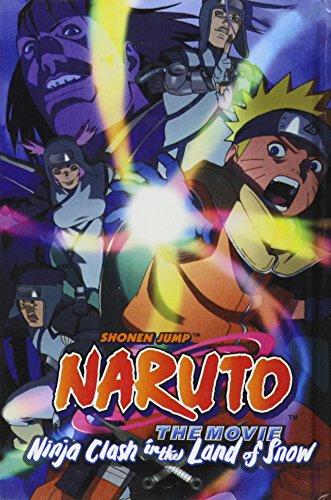 Naruto the Movie Ani-manga: Ninja Clash in the Land of Snow