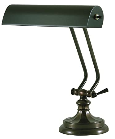 Great House Of Troy P10 123 81 13 Inch Portable Desk/Piano Lamp