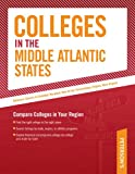 Colleges in the Middle Atlantic States, Peterson's, 0768926947