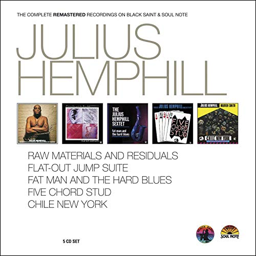 Julius Hemphill - Complete Recordings on Black Saint & Soul Note