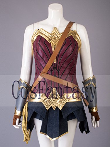 CosFantasy Best Diana Prince Cosplay Costume outfits mp003573 (L)