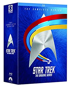 Star Trek: The Original Series: The Complete Series [Blu-ray] from Paramount