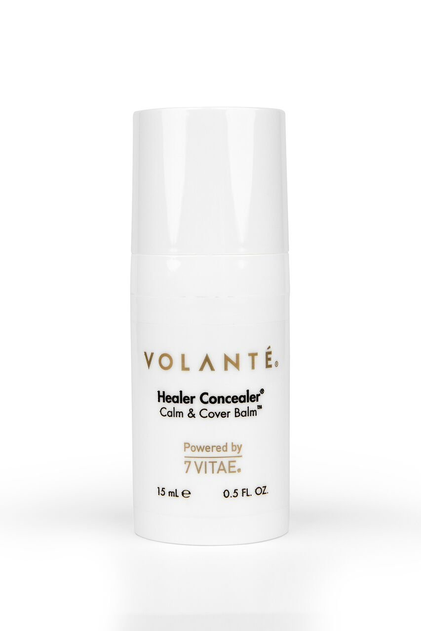 Healer Concealer (Color no.3 Light), 15mL (0.5 FL. OZ.) by Volante