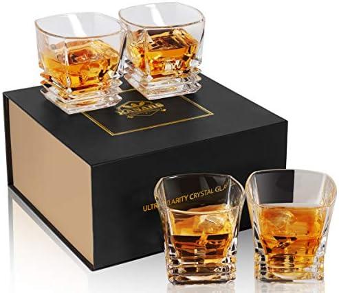 KANARS Whiskey Glasses Fashioned Cocktail product image