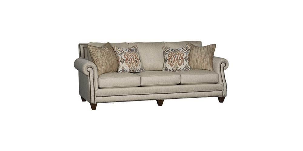 Amazon.com: Chelsea Home Walpole Sofa in Beige: Kitchen & Dining