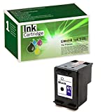 Limeink Remanufactured Ink Cartridge Replacement 61XL High Yield (1 Black, 1 Pack)